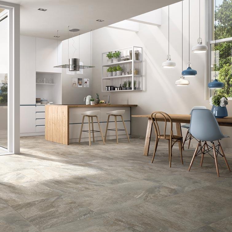 Fliesen für Ihre Küche oder Wohnküchen | Fliesen Bruère Leverkusen